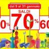 SALDI 2018 – Sconti fino al 70%