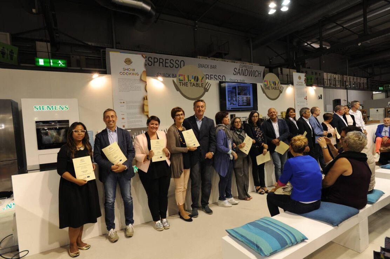 Premiazione del Global Innovator Award Italia 2015-2016