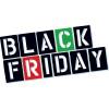 Black Friday con sconti fino al 50%