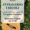 Concerto per chitarra, eseguito da Gregorio Soriente