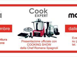 Magimix – Dimostrazione del Cook Expert con la chef Romana Spagnoli