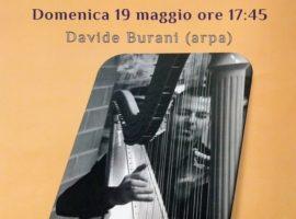 CAPRICCI D'OPERA – CONCERTO D'ARPA CON DAVIDE BURANI