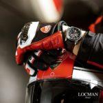 Locman e Ducati 2019