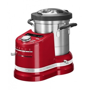 cook-processor-kitchenaid-artisan-rosso