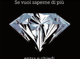 Un diamante è per sempre!!
