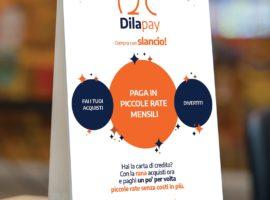 Pagamenti dilazionati con Dilapay